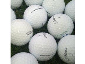 Golfové míčky Titleist ProV1, ProV1x  AAA/AA