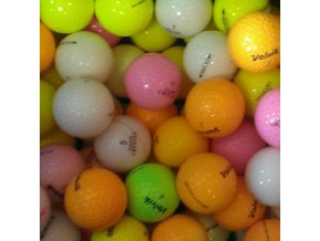 Golfové míčky Volvik mix AAAA/AAA