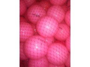 Golfové míčky Wilson Hope Pink NOVÉ