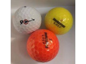 Golfové míčky Bridgestone mix