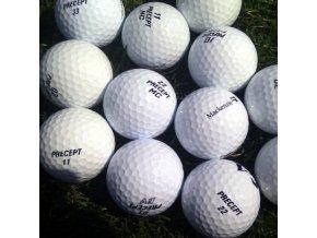 Golfové míčky Precept mix