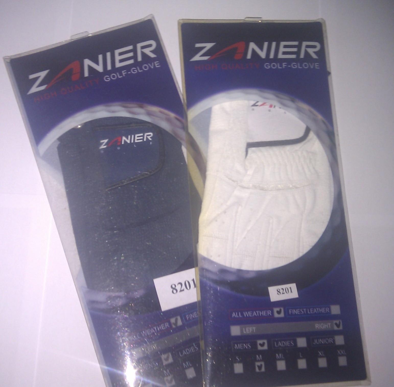 Golfová rukavice Zanier Hrací strana: LH (rukavice na pravou ruku), Velikost: M, Pohlaví: Muž