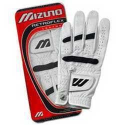 Golfová rukavice Mizuno Retroflex Hrací strana: LH (rukavice na pravou ruku), Velikost: L, Pohlaví: Žena