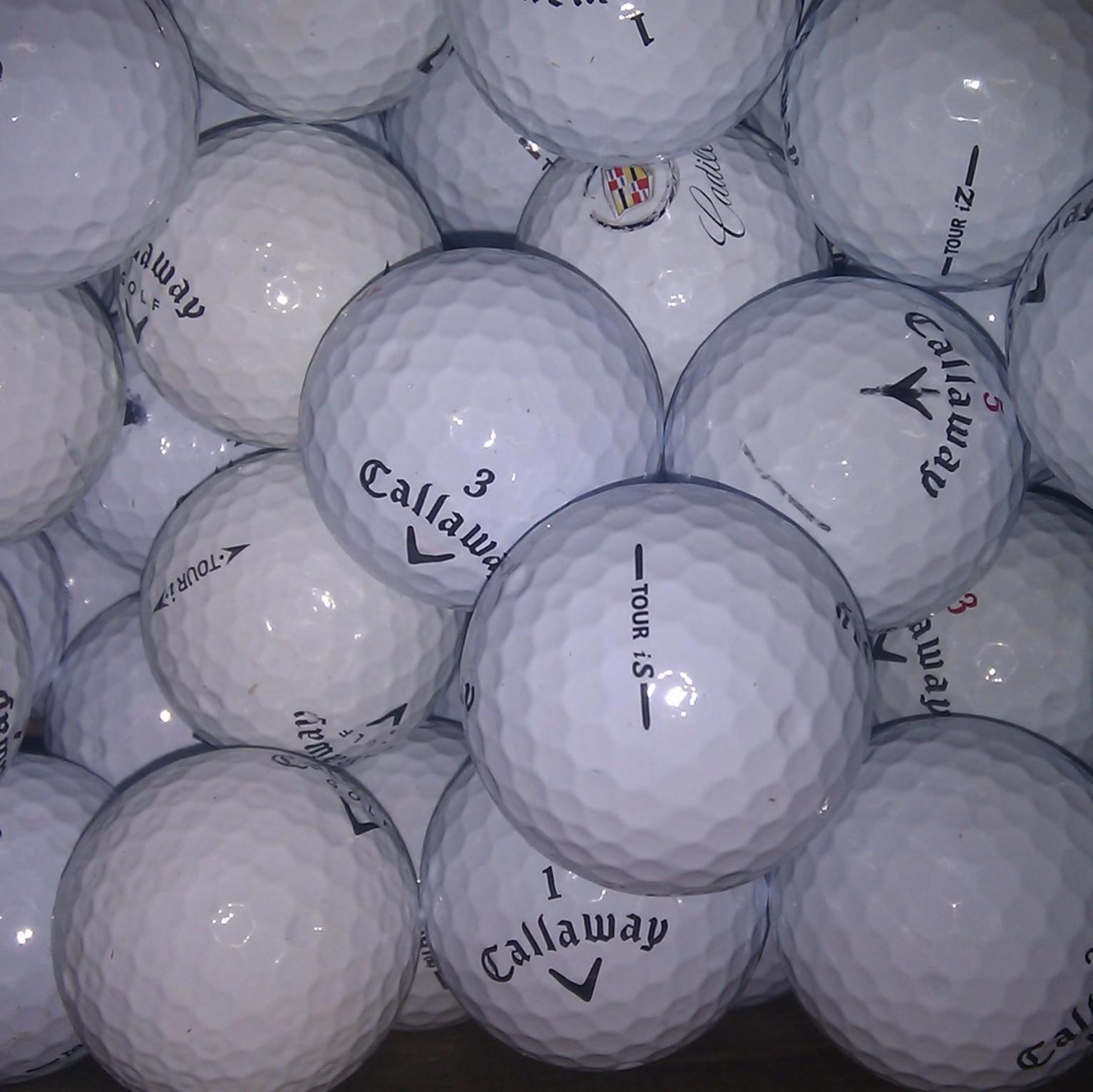 Golfové míčky Callaway Tour AAAA/AAA