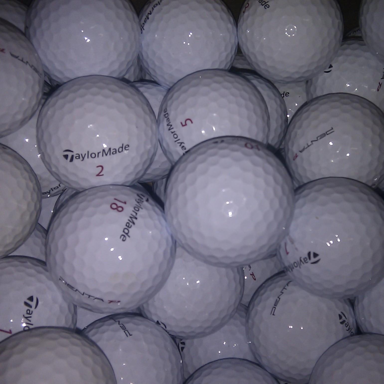 Golfové míčky Taylor Made Penta AAAA/AAA