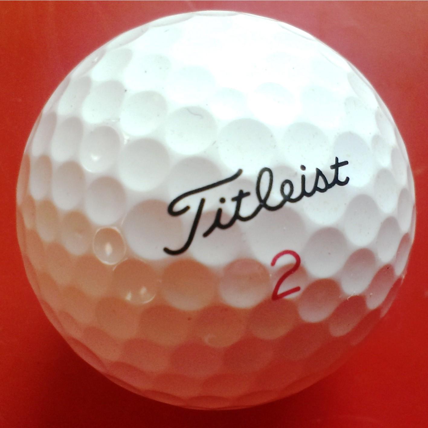 Golfové míčky Titleist mix AAAA/AAA