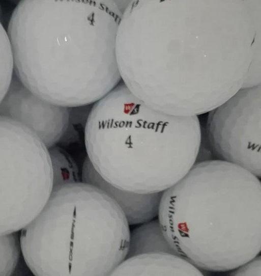 Golfové míčky Wilson DX3 spin NOVÉ