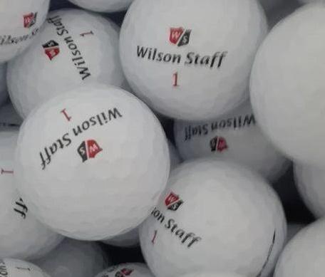 Golfové míčky Wilson DX2 soft NOVÉ