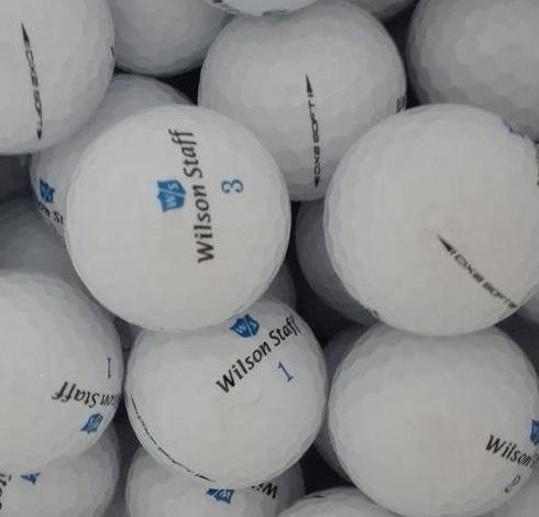 Golfové míčky Wilson DX2 soft lady NOVÉ