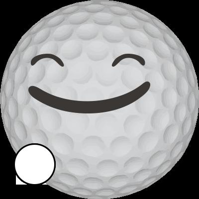 Golfové míčky Callaway SuperHot Barva: Bílé, Opotřebení: AAAA/AAA