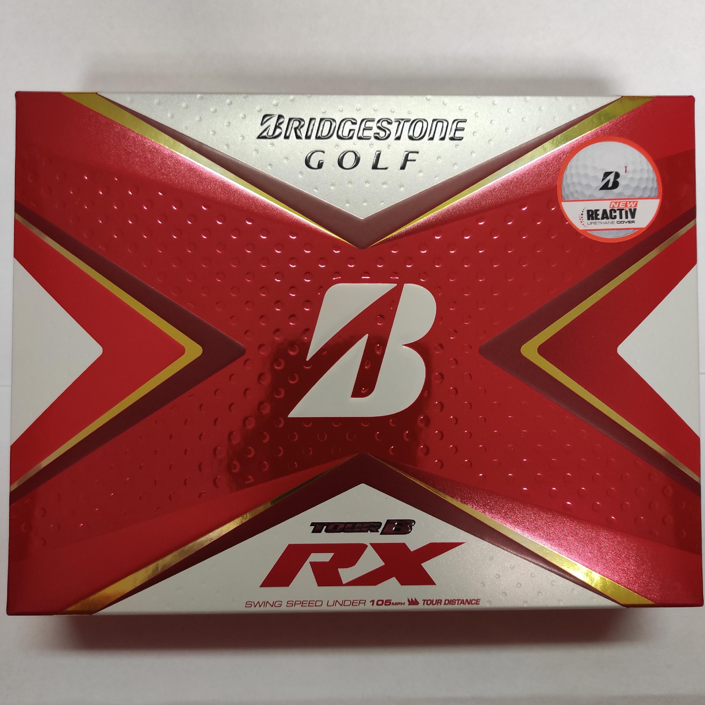 Golfové míčky Bridgestone Tour BRX 3ks NOVÉ