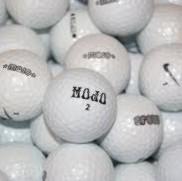 Golfové míčky Nike MOJO AAAA/AAA