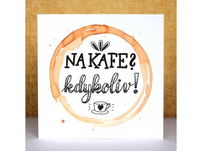 kafe přání