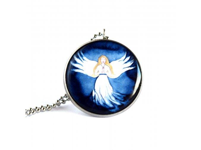 Anděl náhrdelník