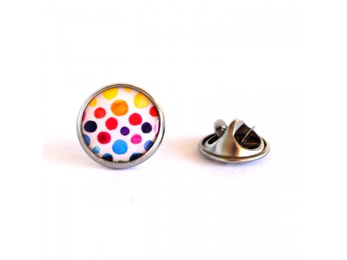 puntíky pin