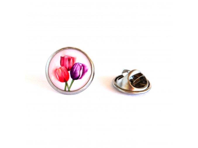 tulipány pin