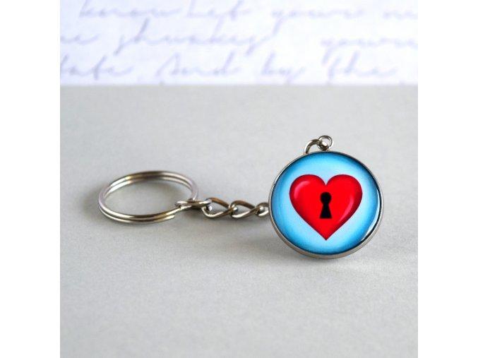 klíč k mému srdci