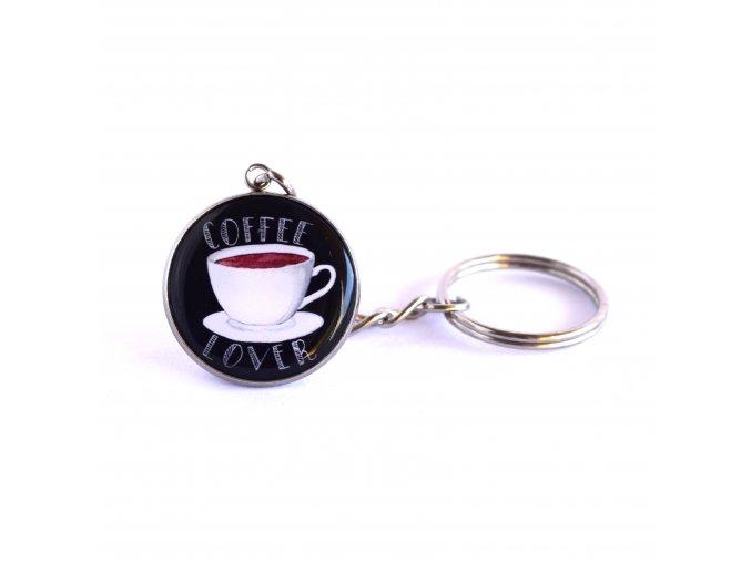 káva klíčenka