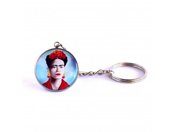 Frida Kahlo klíčenka