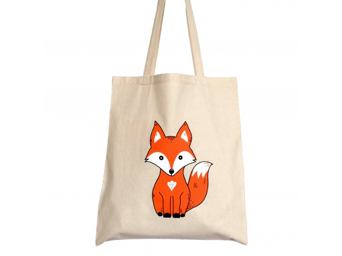 liška plátěnka