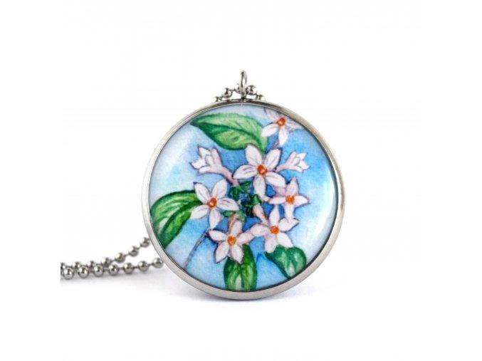 Jasmín náhrdelník