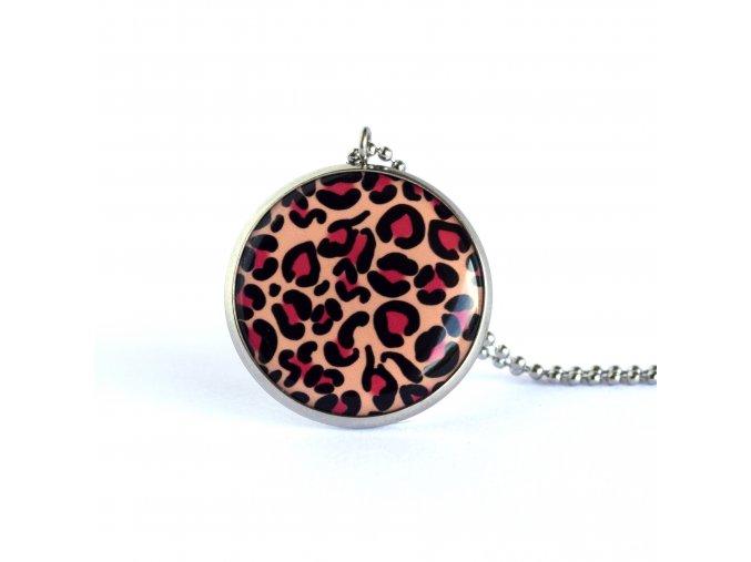 leopardí náhrdelník