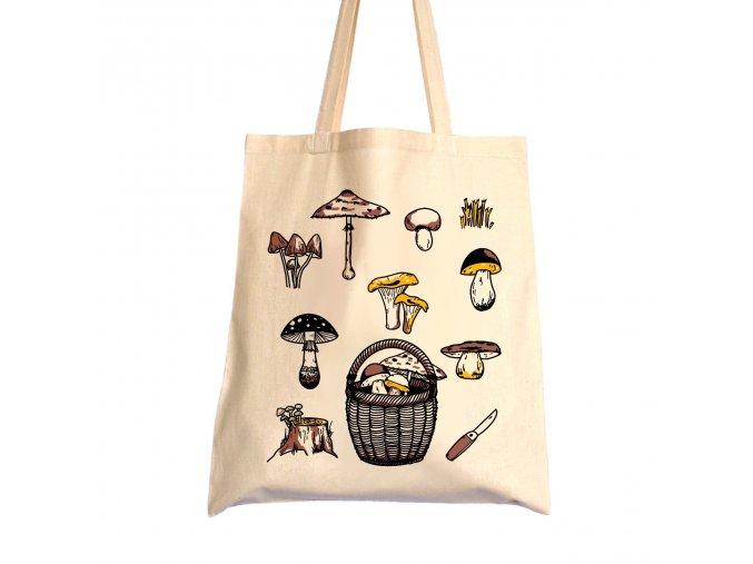 Houbařská taška