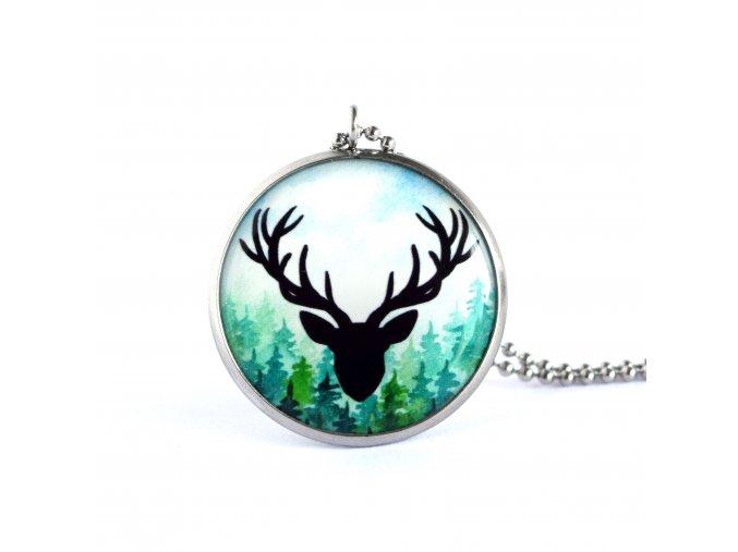 jelen náhrdelník