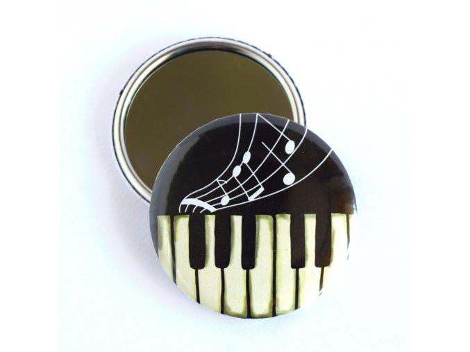 zrcátko pro hudebnice