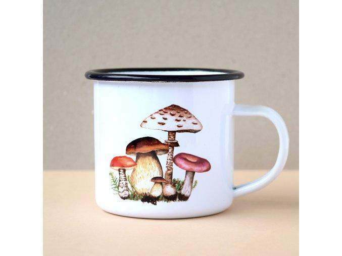 plecháček pro houbaře