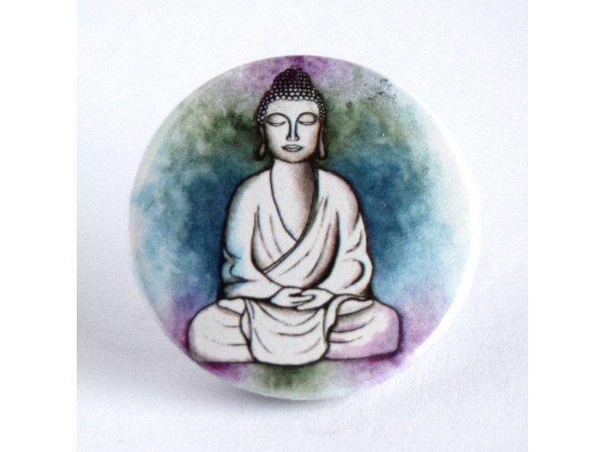 Buddha zrcátko