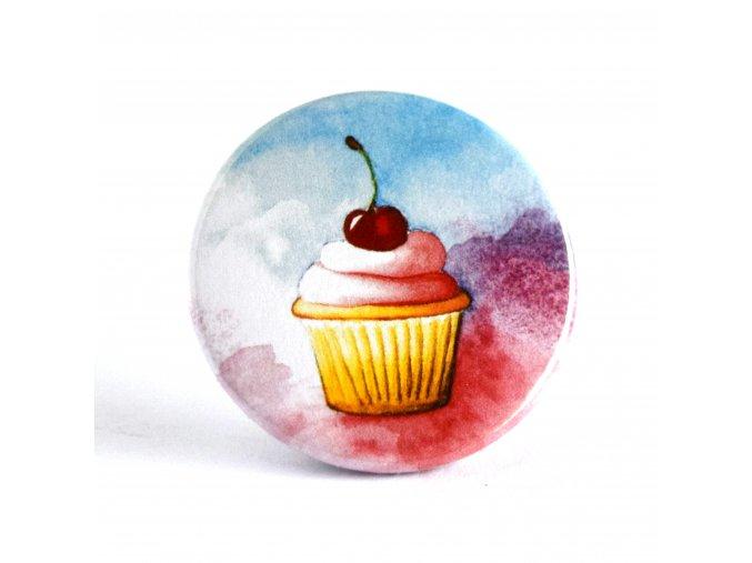 Cupcake zrcátko