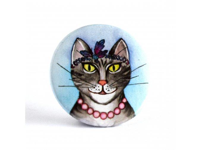 Lady-Či kočka zrcátko