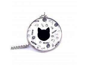 kočičí náhrdelník