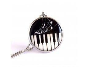Hudební náhrdelník