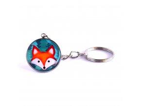 liška klíčenka