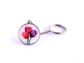 Tulipány klíčenka