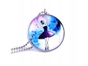 baletka náhrdelník