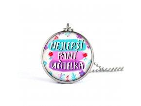 náhrdelník pro paní učitelku
