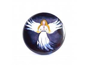 Anděl placka