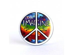 hippie zrcátko