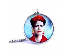 Frida Kahlo náhrdelník