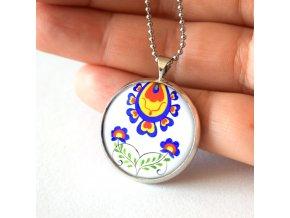 slovácko náhrdelník