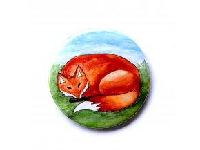 Liška placka