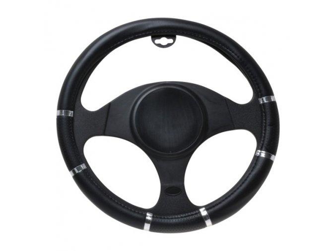 Poťah volantu 37-39 cm (Farba Sivá)