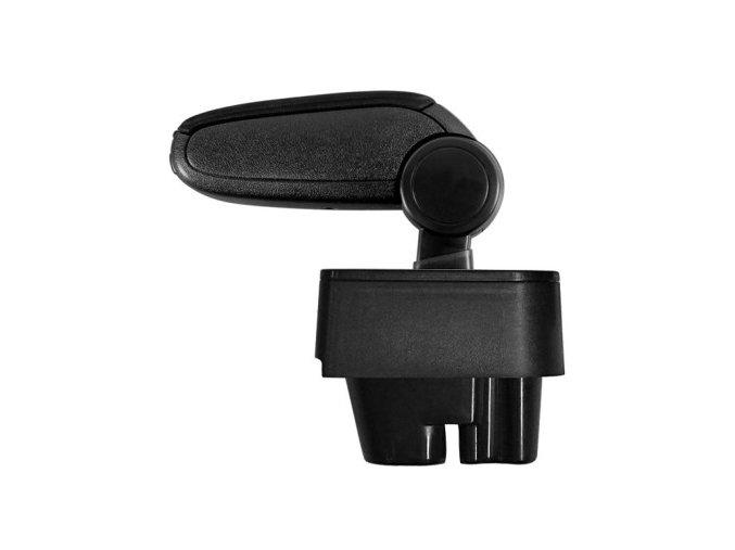 Lakťová opierka Peugeot 207 SW CC (Farba Čierna farba, Materiál Textilný poťah opierky)