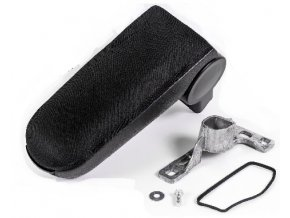 Lakťová opierka AUDI A4 model B5 (Farba Čierna farba, Materiál Textilný poťah opierky)