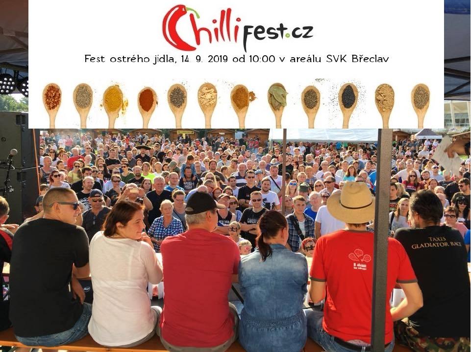 Chilli fest 2019 - Břeclav