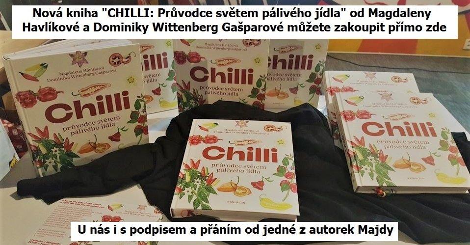 Chilli: Průvodce světem pálivého jídla