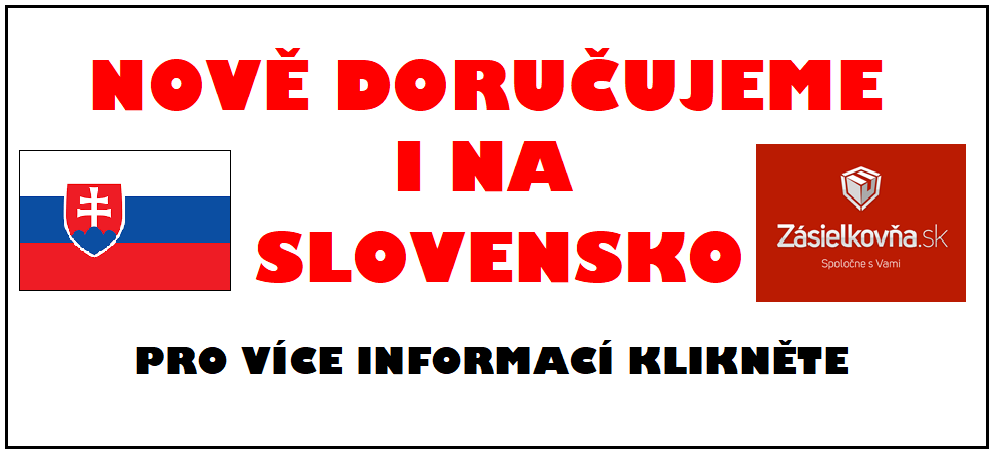 Doručovanie na Slovensko